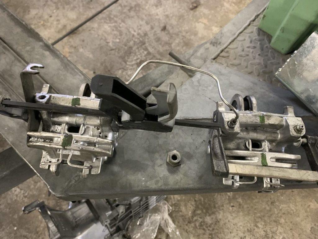 Citroen Ami 8 gearbox